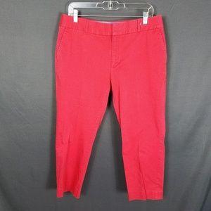 4 for $10- Banana Republic crop pants size 12